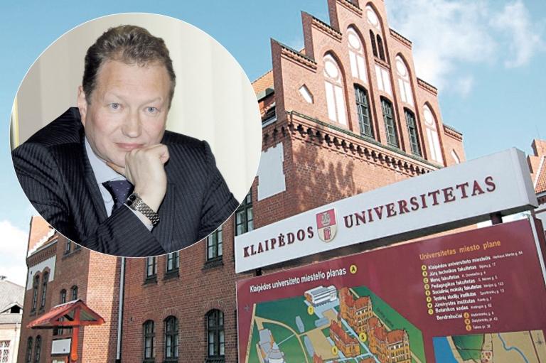 Klaipėdos universiteto užmojai rengti gydytojus ekspertų neįtikina