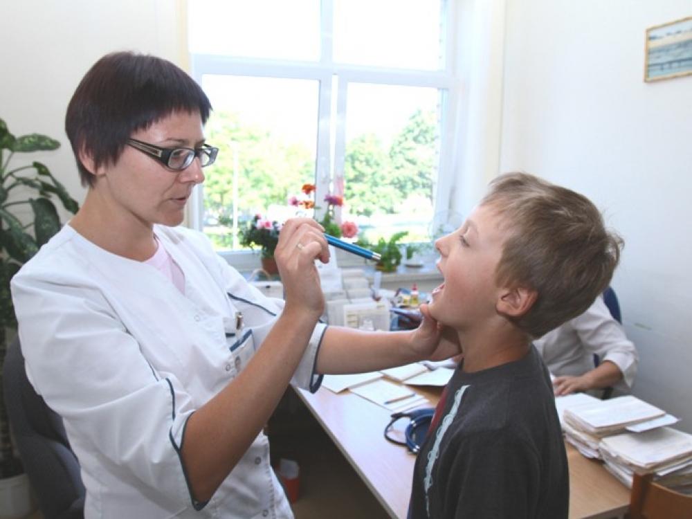 Vaikų sveikatos patikra rudeniop virto formalumu?
