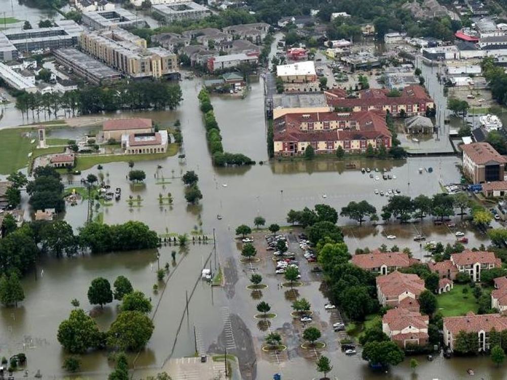 Dėl potvynio Luizianoje skelbiama sveikatos krizė