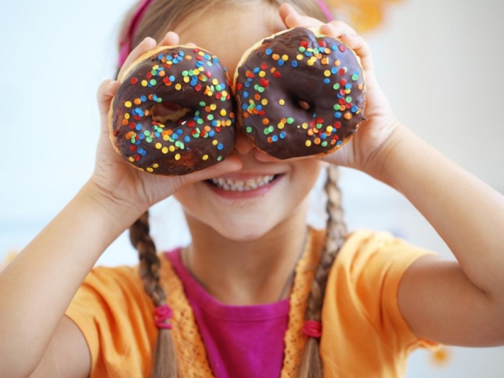 Cukraus kiekį vaikams išmatavo šaukšteliais