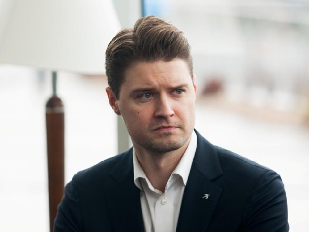 """Mykolas Majauskas: """"Vaikų emocinis saugumas – prioritetų paraštėse"""""""
