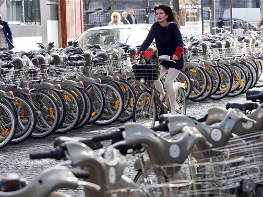 Prancūzija mokės atlyginimą už numintus kilometrus