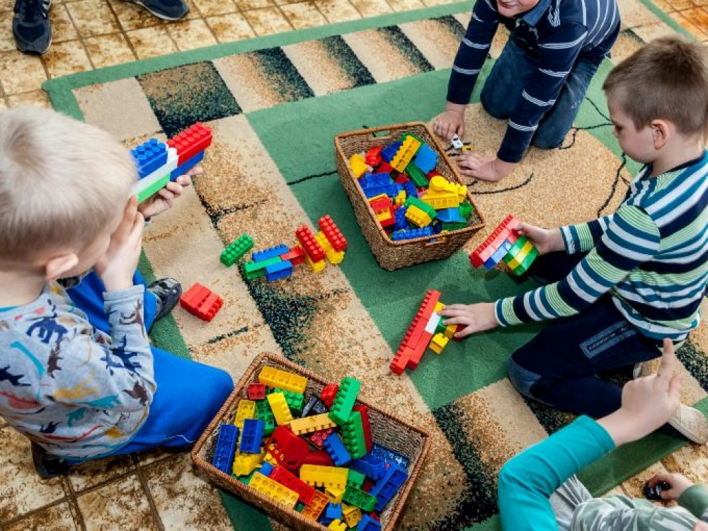 Vaikų kolektyve ligų pavojų galima sumažinti