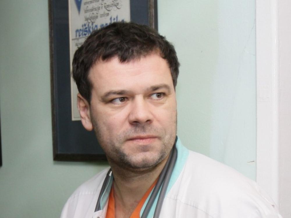 """Toksikologas dr. Robertas Badaras """"Lietuva labai drąsi šalis..."""""""