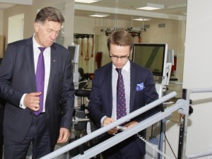 Kulautuvos reabilitacijos ligoninė – ideali vieta sunkiems pacientams