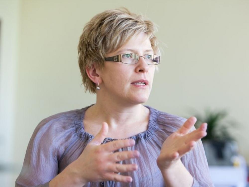 """Ingrida Šimonytė: """"Reikalų tvarkymą"""" turi pakeisti ekonomika"""