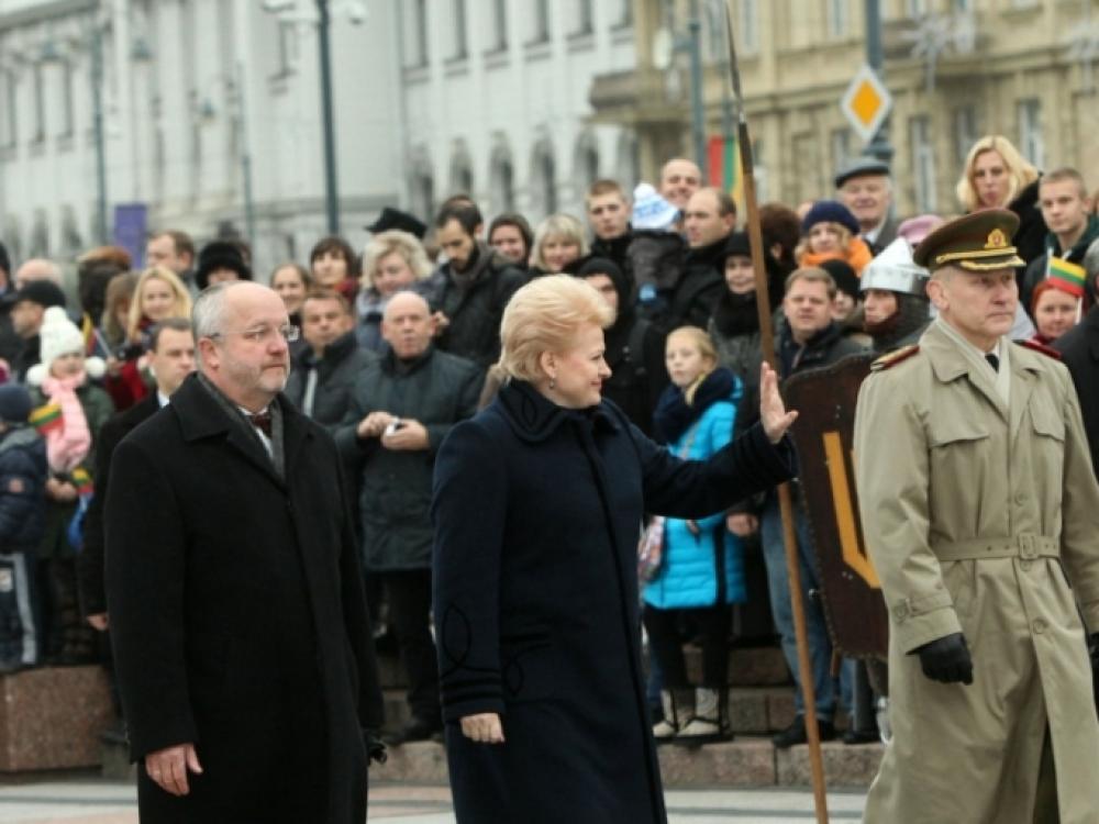 Dalia Grybauskaitė netvirtins Juozo Oleko laikinuoju sveikatos apsaugos ministru