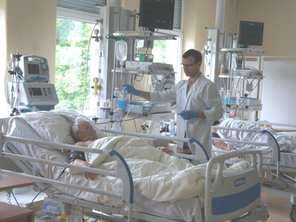 Širdies ir kraujagyslių centro užmojis – keisti negailestingą statistiką