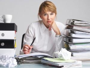 Darbe patiriamas stresas – tabu