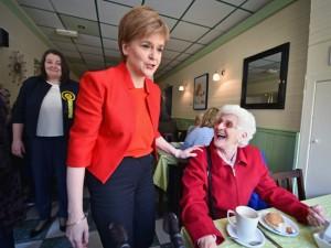 Nicola Sturgeon imasi sveikatos apsaugos sistemos reformos