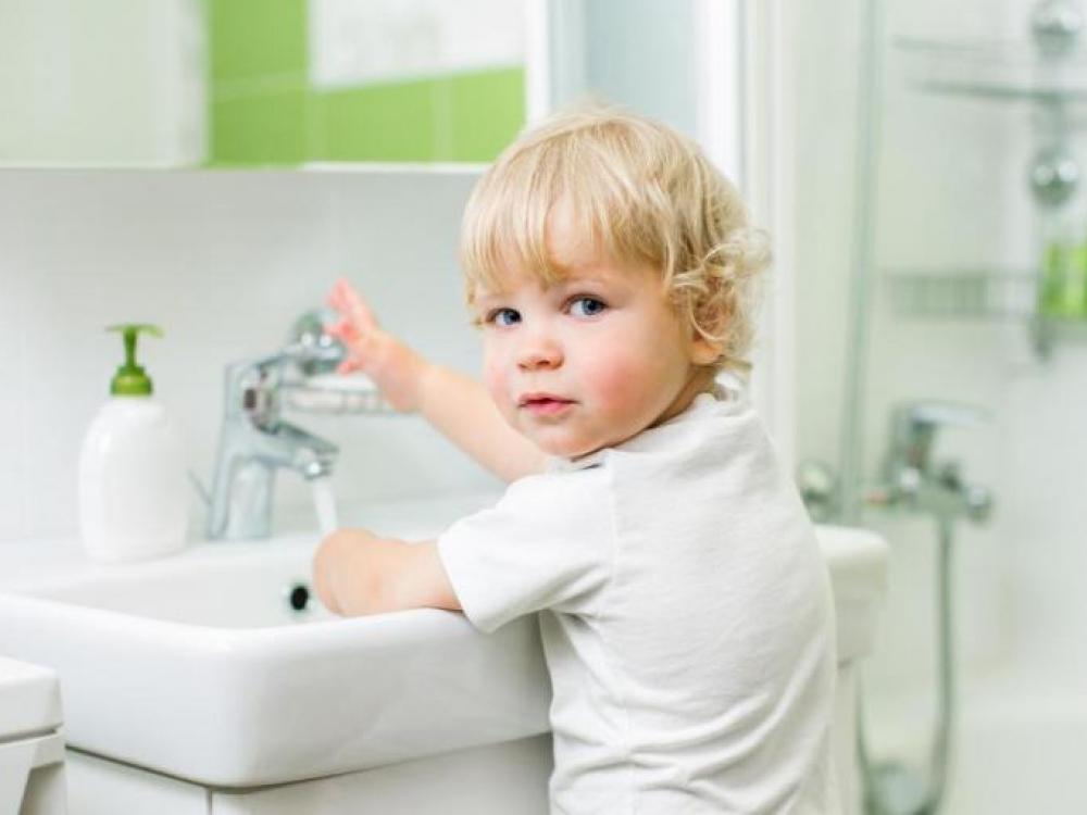 Kada rankų plovimas augina infekcijos riziką?