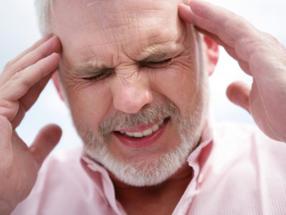 Įtampa – reta galvos skausmo priežastis
