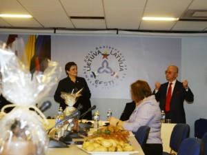 Seimo Sveikatos reikalų komitetas atsisveikino