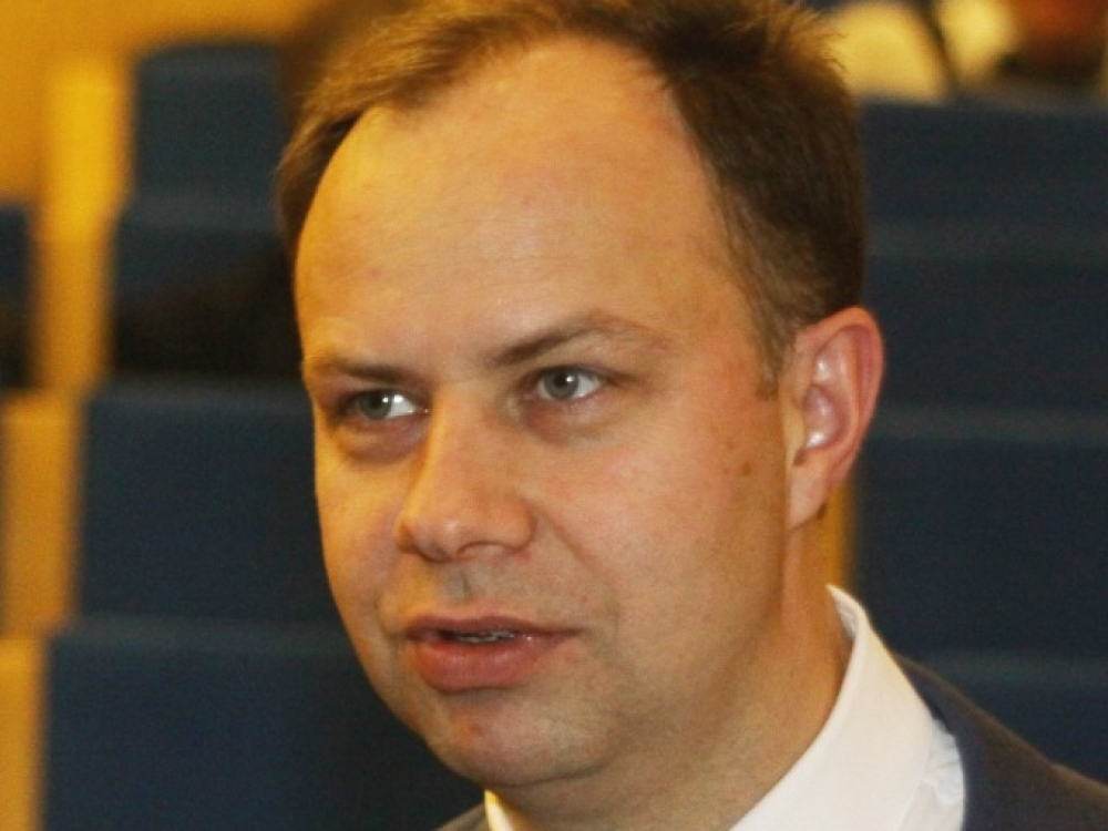"Aurelijus Veryga: ""Tapęs ministru savo idėjų neišsižadėsiu"""