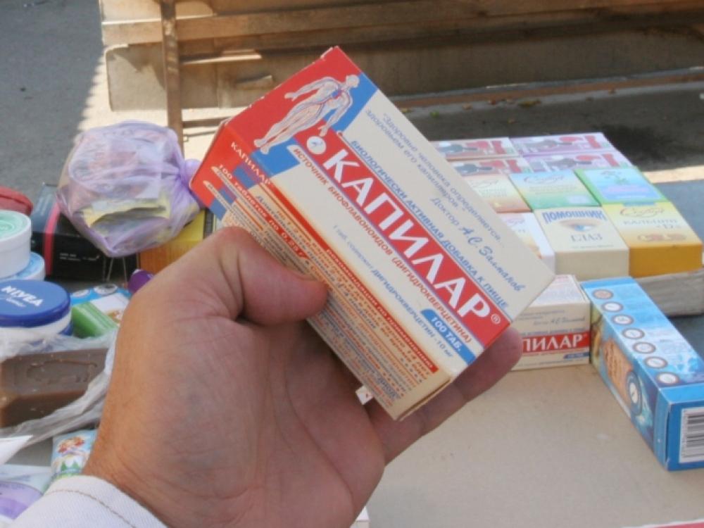 Apsukrios bobutės parduoda ir antibiotikus