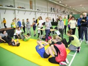 LR Prezidento taurės finalinis konkursas EURO FIT