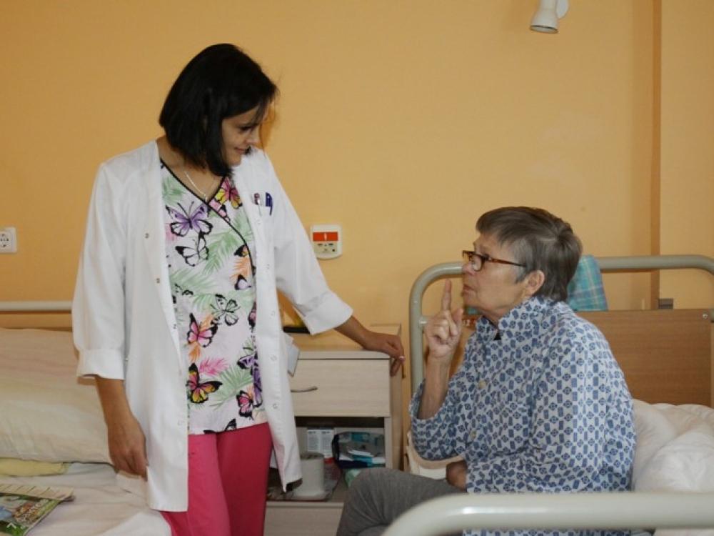 Biurokratinės kliūtys Kėdainių ligoninei užkerta kelią pacientams teikti paliatyvią pagalbą