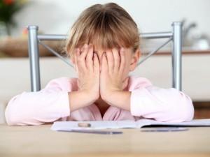 Streso rykštė plaka bet kokio amžiaus vaikus