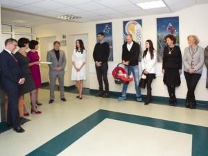 Kauno klinikose atidarytas pirmasis Lietuvoje motinos pieno bankas