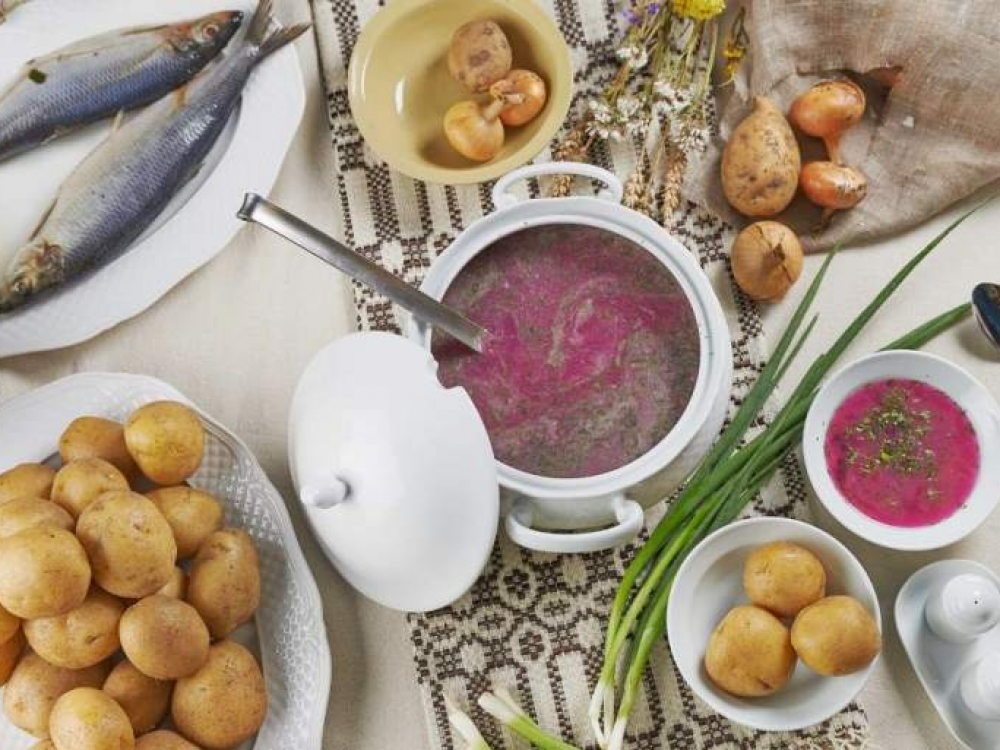 Pasninkas – laikas sveikesnei mitybai