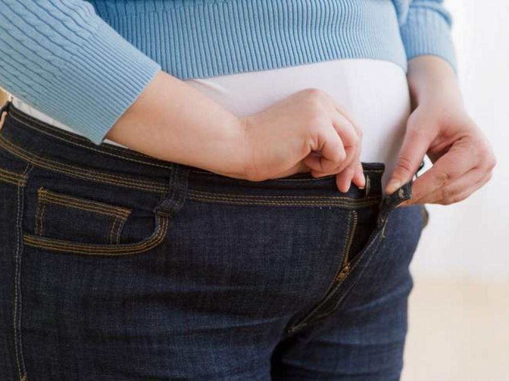 Nutukimas žaloja paauglių kaulus