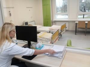 Kauno klinikinėje ligoninėje duris atvėrė naujasis Vaikų priėmimo skyrius