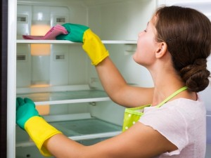 Šaldytuvo higiena lemia maisto produktų kokybę