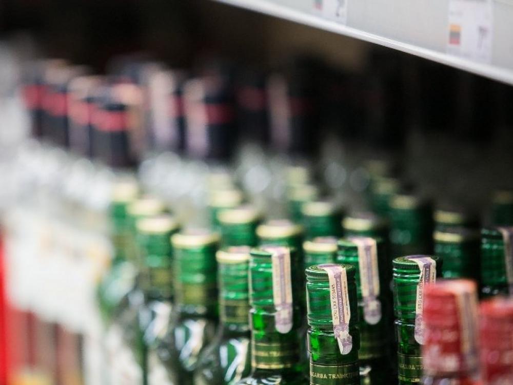 Brangus valstybės eksperimentas su alkoholiu