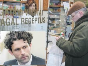 Reguliuodama vaistų kainas ministerija sau pakišo koją?