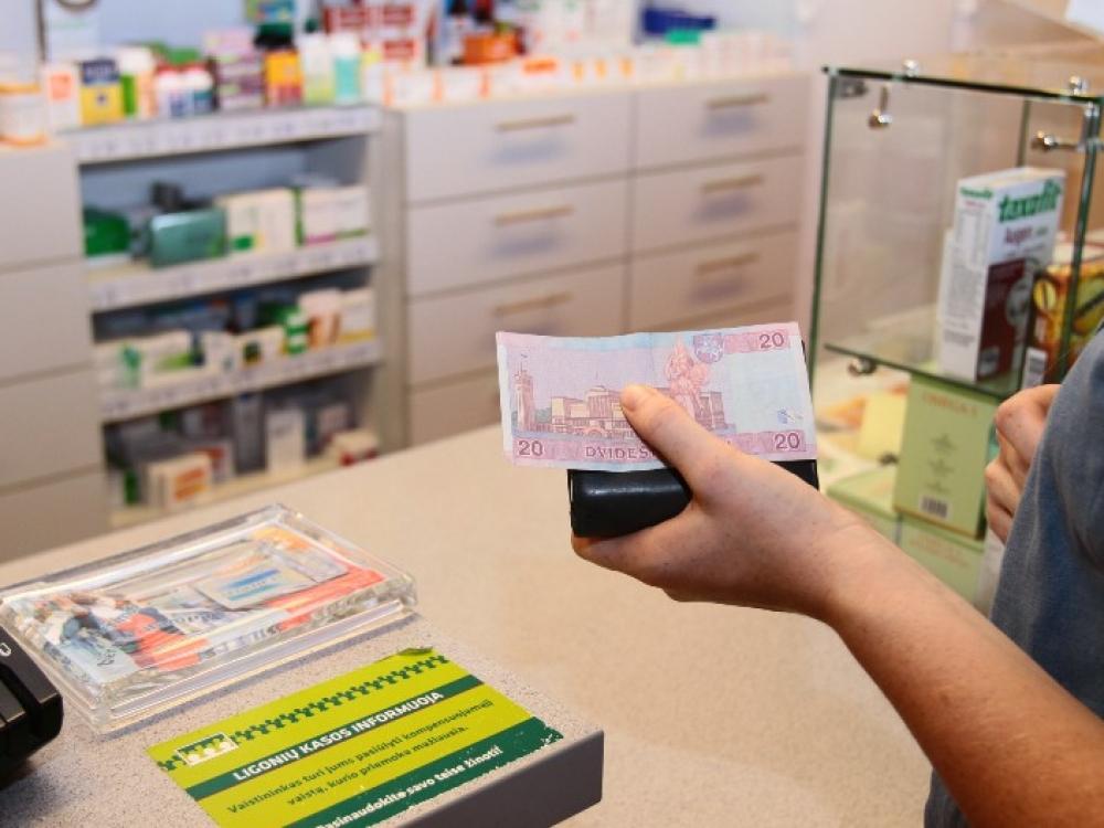 Kompensuojami vaistai: mažesnės priemokos ar galimybė rinktis?