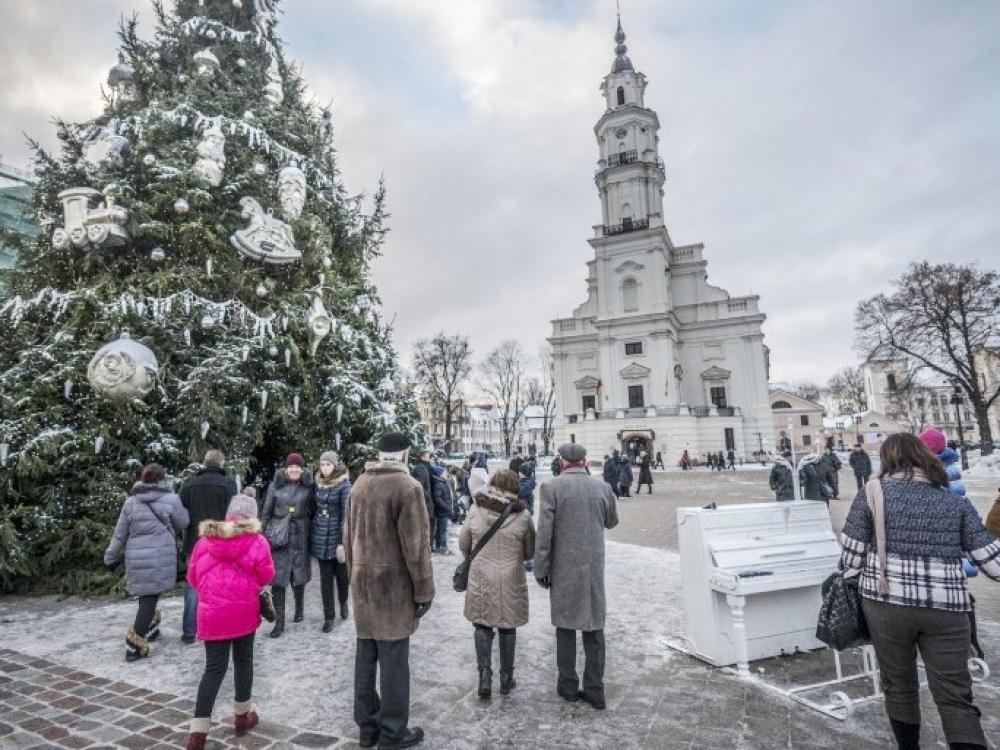 Kaunas auga: kauniečių pernai gimė daugiau ir mirė mažiau