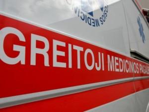 Gydymo įstaigoms perduodami greitosios pagalbos automobiliai