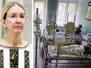 Ukrainos sveikatos sistema kratosi sovietinio palikimo