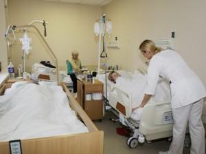 Panevėžio palaikomojo gydymo ir slaugos ligoninės veiklos rezultatai dar sparčiau kyla į viršų