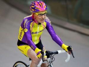 """R.Marchandas: """"Ir sulaukęs šimto penkerių metų gali važiuoti dviračiu"""""""
