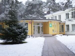 """Antikorupcijos komisija domisi sanatorijos """"Pušyno kelias"""" lėšų panaudojimu"""