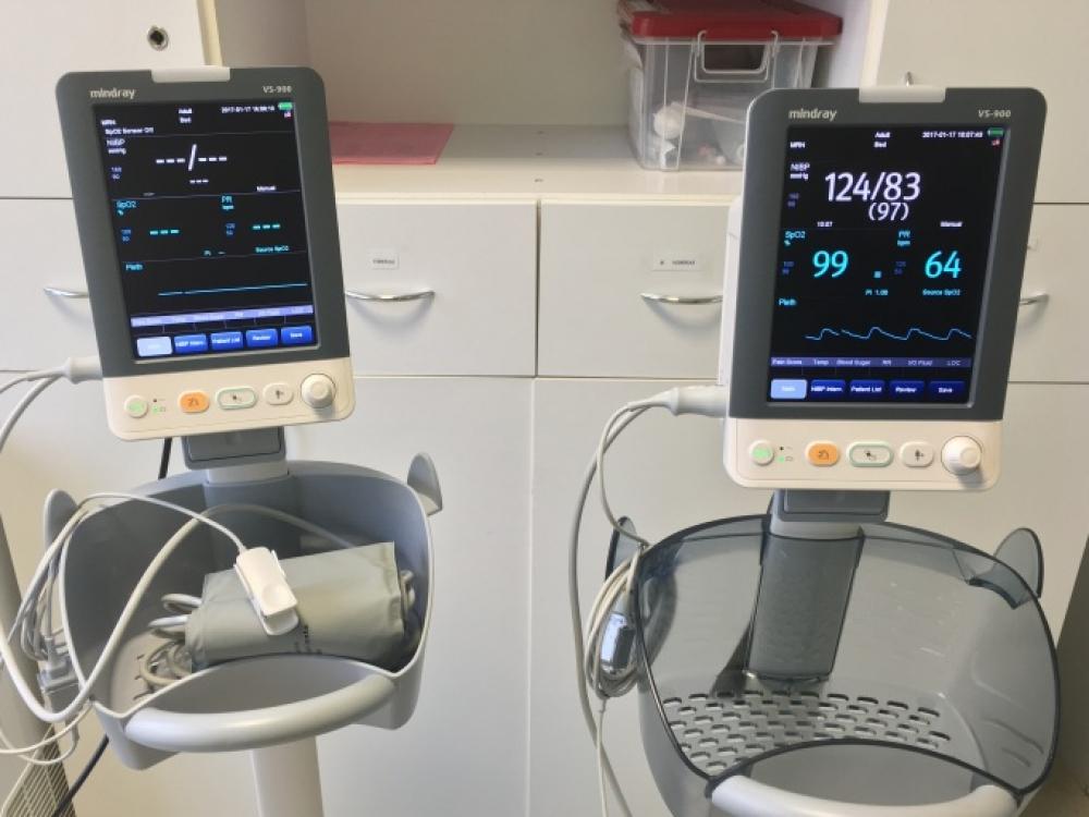 Nacionalinio vėžio instituto Chemoterapijos skyrius įsigijo modernių  prietaisų