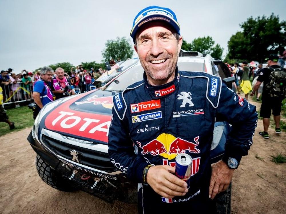Stefanas Peteranselis – lenktynininkas, gimęs po sėkmės žvaigžde