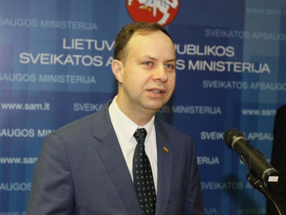 "Ministras A.Veryga: ""Mes – ne labdaros fondas"""