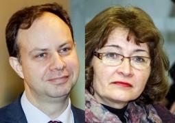 """""""Valstiečius"""" A.Verygą ir R.Baškienę sieja giminystės ryšiai"""