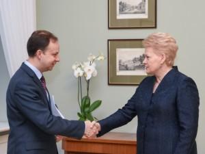 Prezidentės užduotis ministrui - misija (ne)įmanoma