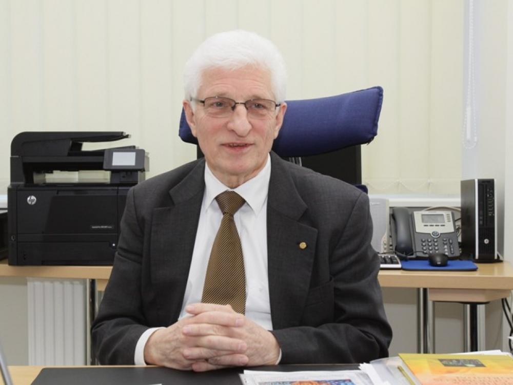 Lietuvos Respublikos Prezidentės sveikinimas genetikui Vaidučiui Kučinskui 70-ųjų gimimo metinių proga