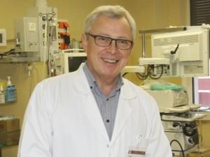 """Prof. Eligijus Poškus: """"Dideli išgyvenimai valgo mediko energiją"""""""