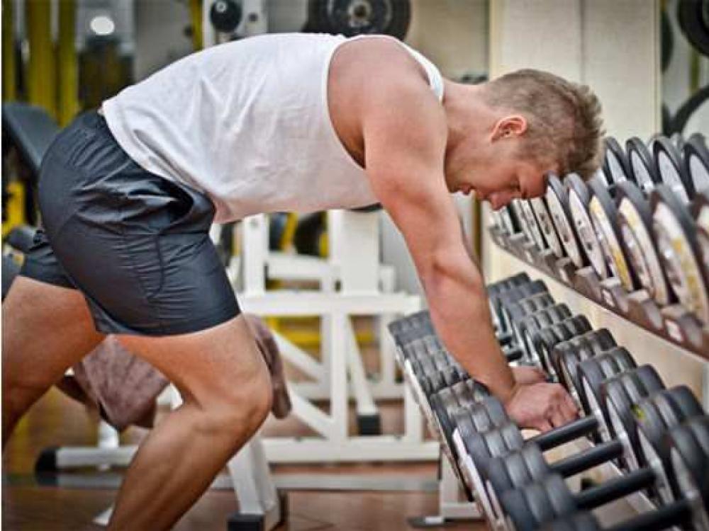 Pradedantiesiems sportuoti pataria nesivaikyti madų
