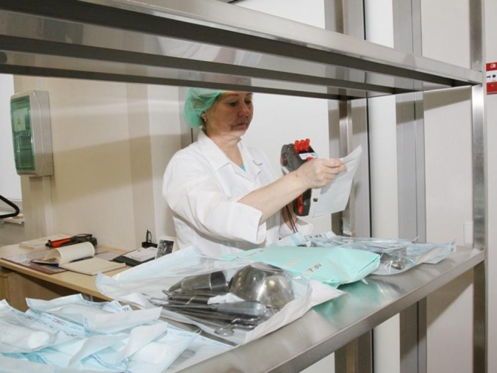 Radviliškio ligoninės širdis – nauja moderni sterilizacinė