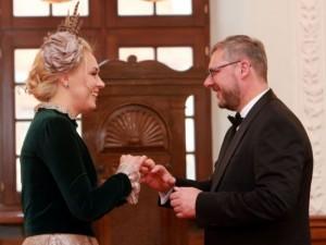 Susituokė Kauno medikai Linas Vitkus ir Jolanta Rukanskienė