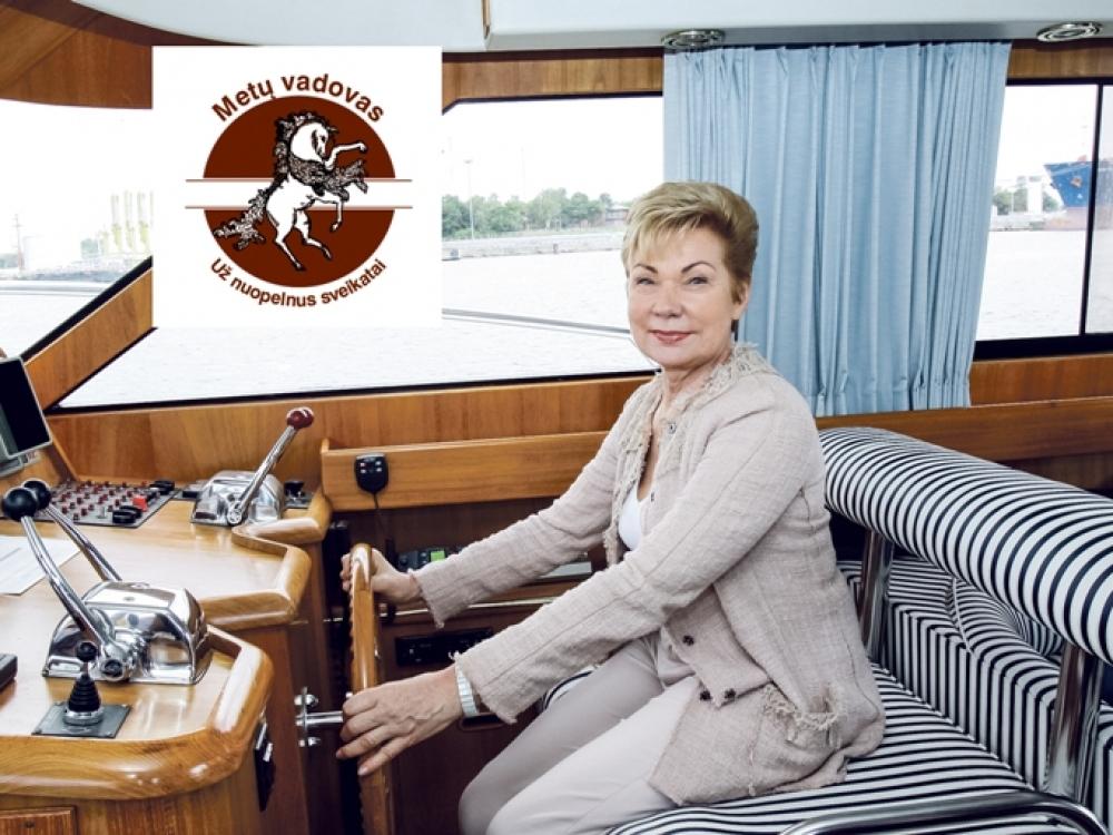 """Kornelija Mačiulienė: """"Mūsų specialybės žmonės – labai atsakingi, tvirti ir ramūs"""""""