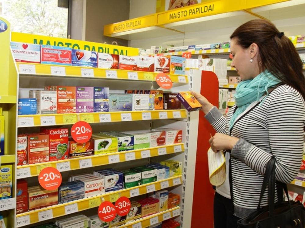 Atgaivino liberalų puoselėtą idėją, kuri gąsdina farmacininkus