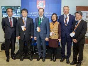 Lietuva bendradarbiaus su Japonijos medicinos tyrimų agentūra AMED