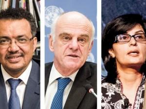 PSO rinks naują vadovą